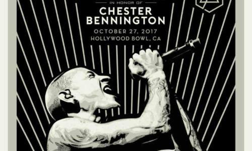 В Лос-Анджелесе прошел концерт Linkin Park, посвященный Честеру Беннингтону