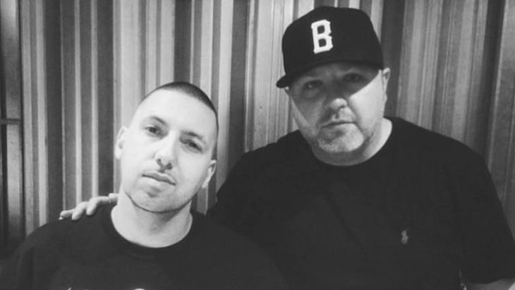 Slaine vs. Termanology – «Anti-Hero» (feat. Bun B & Everlast)