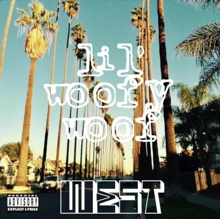 Свежий сингл «West» от WooFyWooF + видос «Collinfornia»