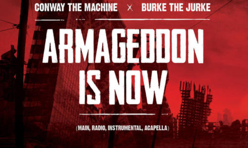 Conway The Machine x Burke The Jurke x Us Natives «Armageddon is now»