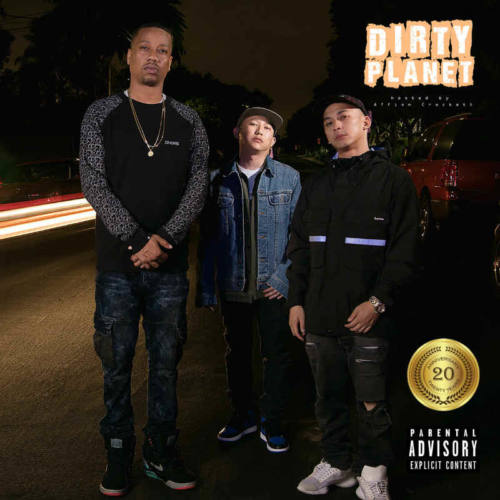 Planet Asia – «Dirty Planet»