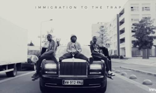 Belly — «Immigration To The Trap»