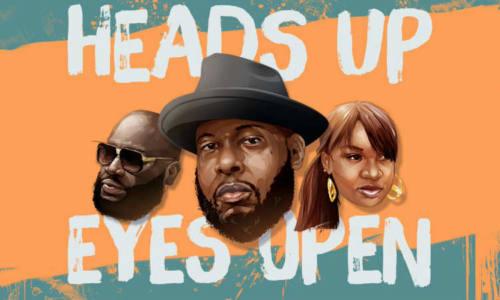 Talib Kweli – «Heads Up Eyes Open» (feat. Rick Ross & Yummy Bingham)