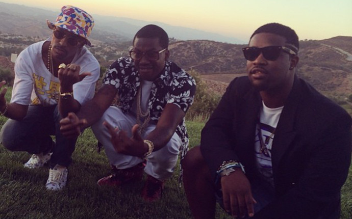 A$AP Ferg – «Trap and a Dream» (feat. Meek Mill)