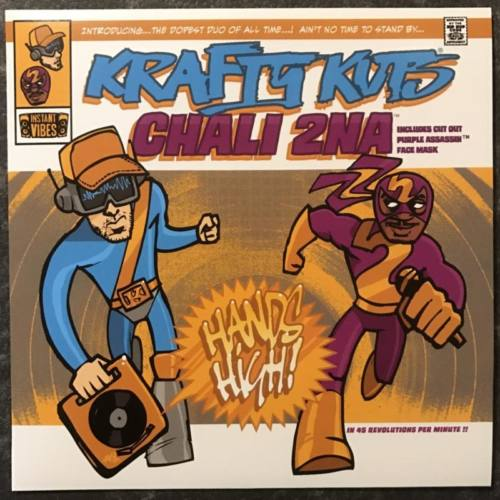 Chali 2na (Jurassic 5) и Krafty Kuts «Hands High»