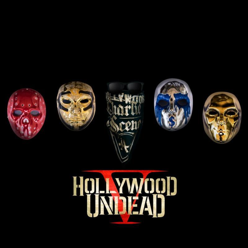 Hollywood Undead в Киеве