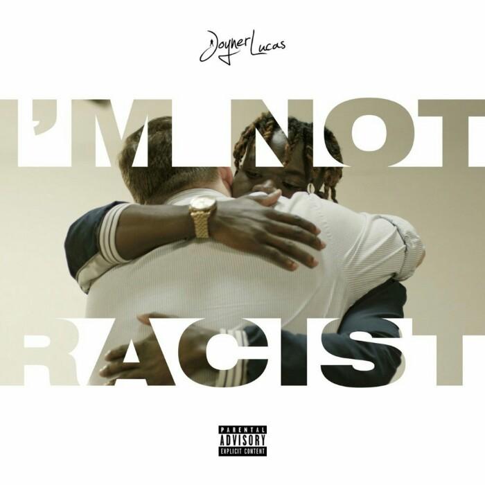 Такие песни призваны объединять людей! Смотрим свежее видео от Joyner Lucas «I'm Not Racist»
