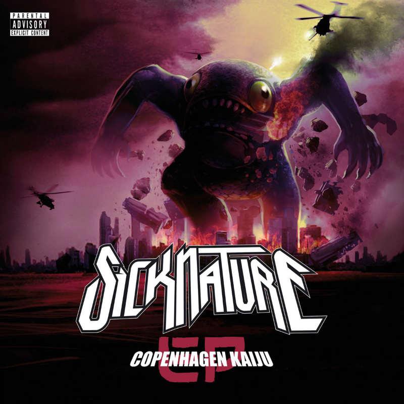 Sicknature – «Copenhagen Kaiju»