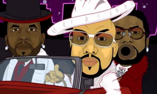 Big Boi – «In the South» (feat. Gucci Mane & Pimp C)