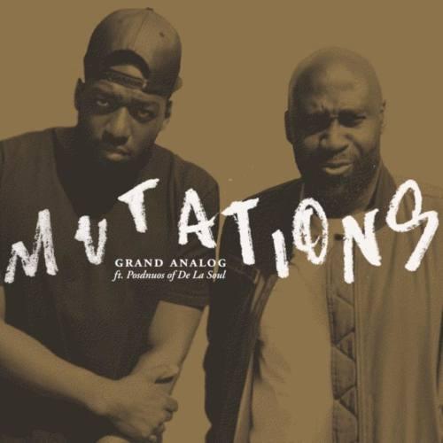 """Posdnuos (De La Soul) поучаствовал в свежем треке Grand Analog """"Mutations"""""""