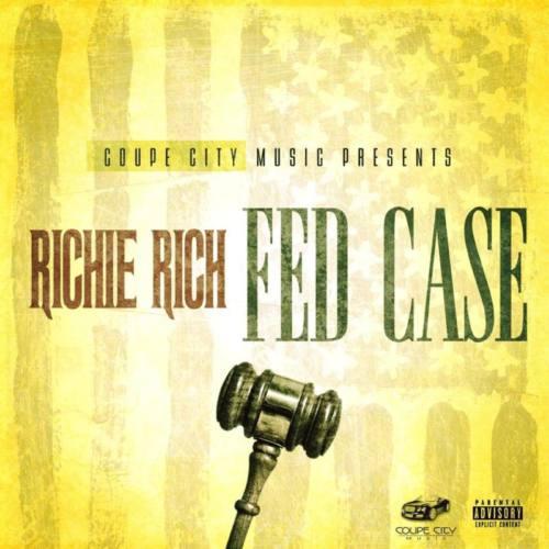 Richie Rich возвращается с новым альбомом «Fed Case»