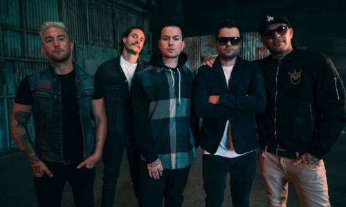 Hollywood Undead – «Black Cadillac» (feat. B-Real)