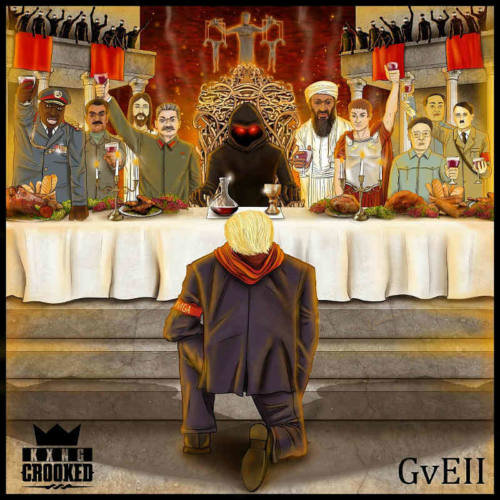 KXNG Crooked – «Good vs. Evil II: The Red Empire»