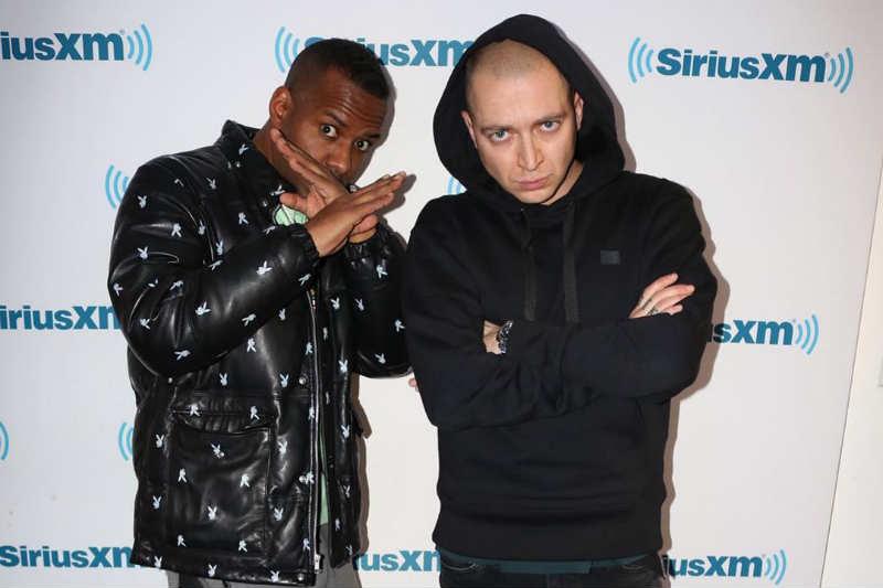 Oxxxymiron дал интервью нью-йоркской радиостанции Shade 45