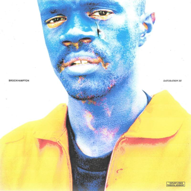 BROCKHAMPTON — «SATURATION III» + клип на трек «RENTAL»