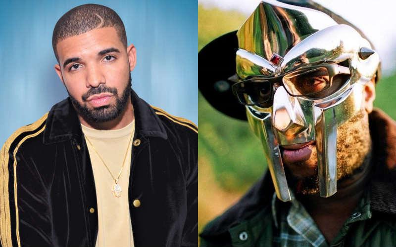Drake и MF DOOM работают над совместным проектом?