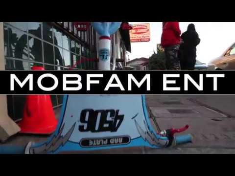 MobFamEnt и Mistah FAB в стиле 80-х