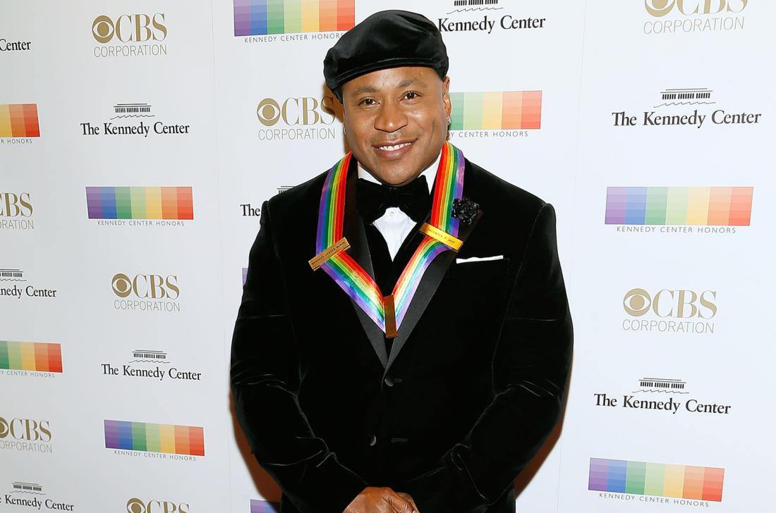 LL Cool J стал первым рэпером, получившим награду Kennedy Center Honors