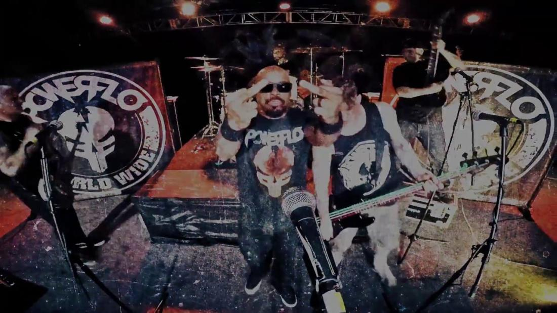 Powerflo – «Less Than A Human»