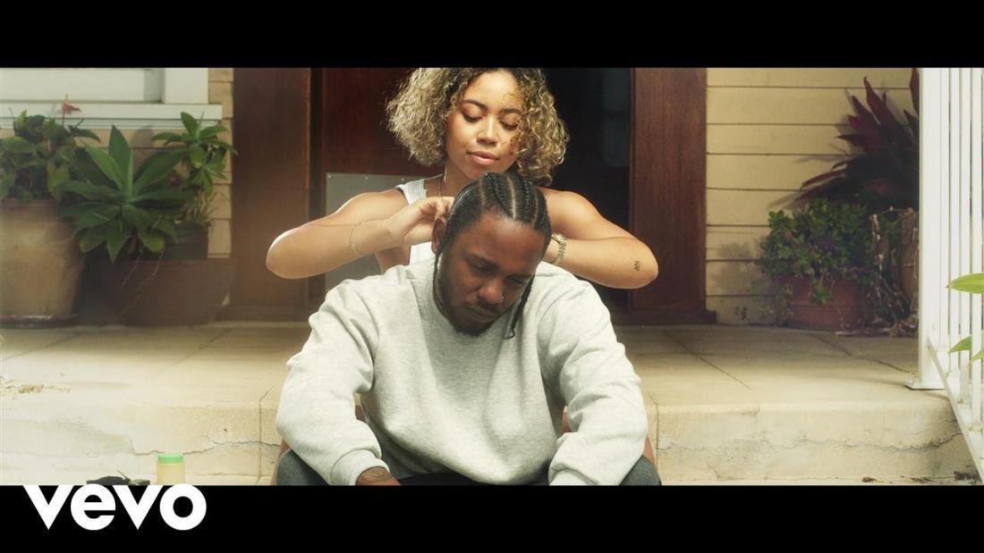 Kendrick Lamar – «LOVE.» (feat. Zacari)