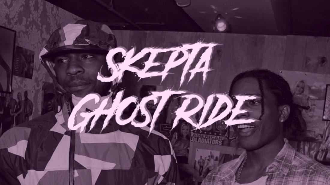 Skepta – «Ghost Ride» (feat. A$AP Rocky & A$AP Nast)