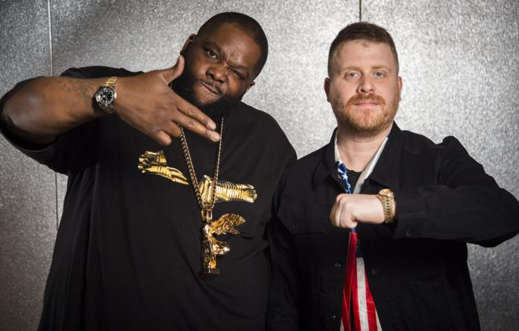 Run The Jewels — «Call Ticketron»