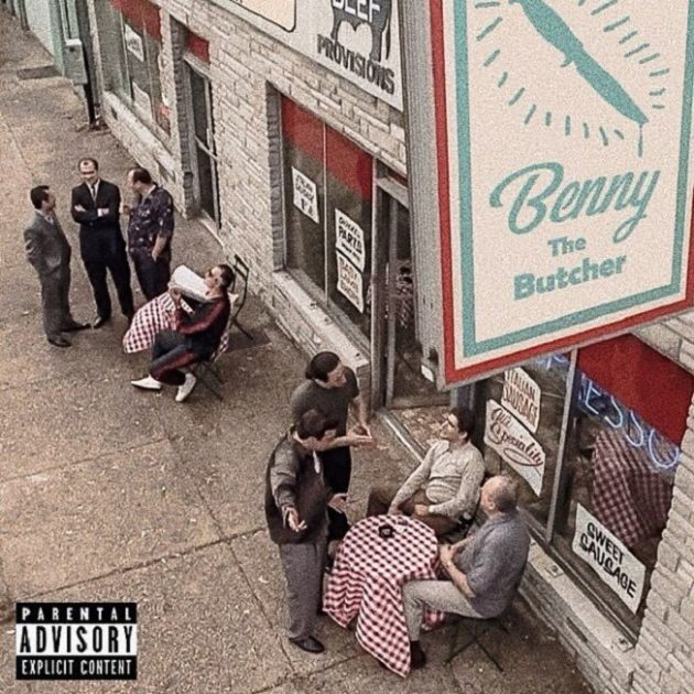 Benny — «Butcher On Steroids»