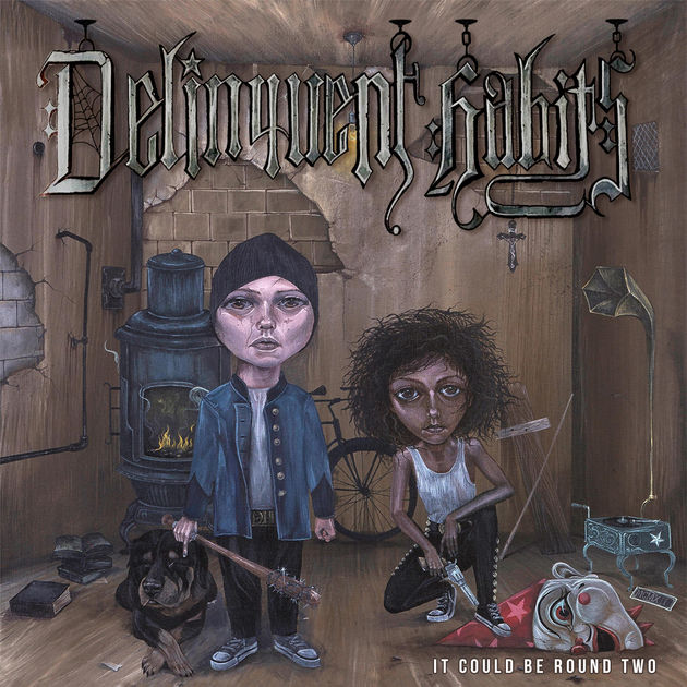 03. Delinquent Habits - «It Could Be Round Two»
