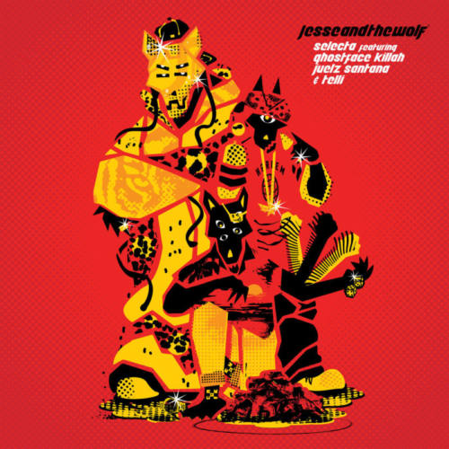 Jesse and The Wolf feat. Ghostface Killah, Juelz Santana & Telli «Selecta»