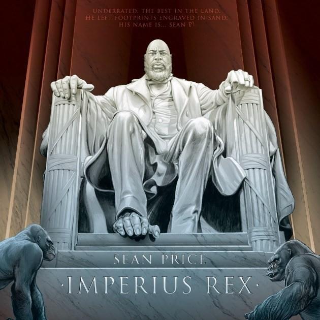 02. Sean Price – «Imperius Rex»