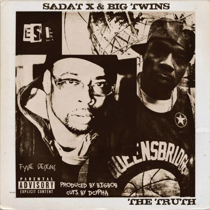 Sadat X и Big Twins с новым треком «The Truth»