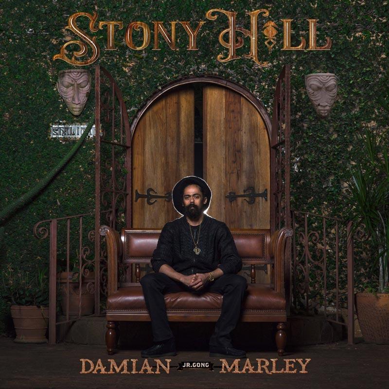 19. Damian Marley – «Stony Hill»
