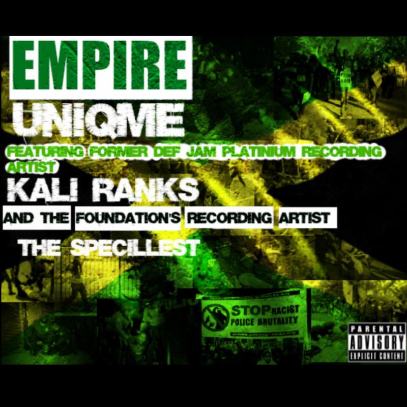 Мировая премьера клипа на HipHop4Real: UniqMe «Empire»
