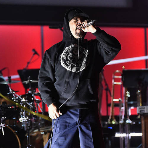 Группа Body Count, во главе с Ice-T, выступила на церемонии Грэмми