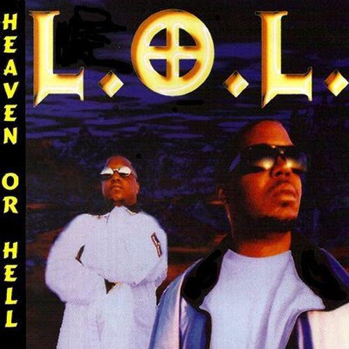 """L.O.L. """"Can U Feel It"""" (1994)"""