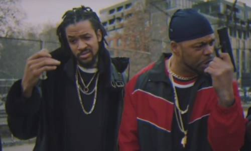 Method Man снялся в пародии на интро сериала «Принц из Беверли-Хиллз»
