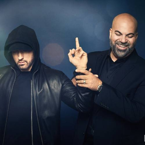 Eminem и его менеджер Paul Rosenberg дали интервью журналу Billboard