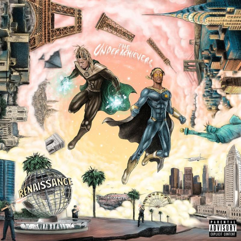 09. The Underachievers – «Renaissance»