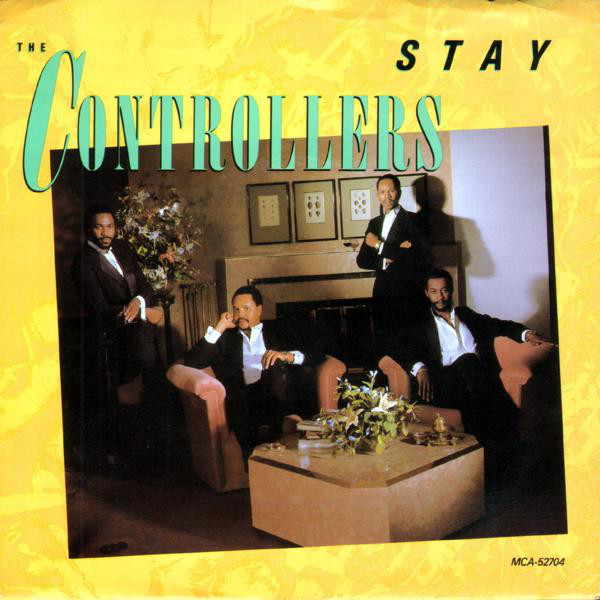 """The Controllers """"Stay"""" (1986)"""