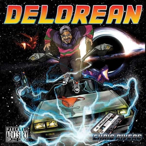 17. Chris Rivers — «Delorean»