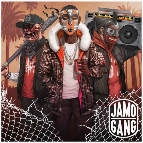 Jamo Gang (Ras Kass. El Gant & J57) — «Jamo Gang EP»