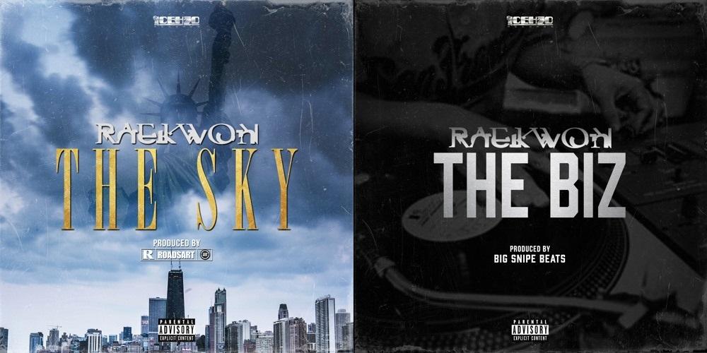 """Слушаем сразу два новых трека Raekwon """"The Sky"""" и """"The Biz"""""""