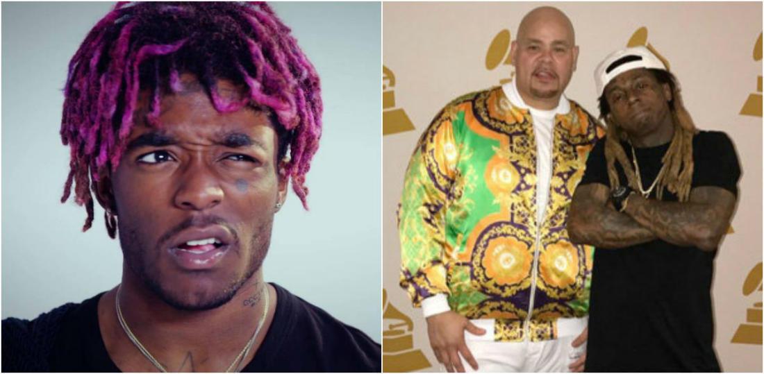 Fat Joe: «Lil Uzi – это плохая версия Lil Wayne»