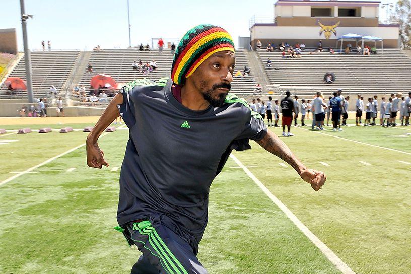 Snoop Dogg — «Motivation»