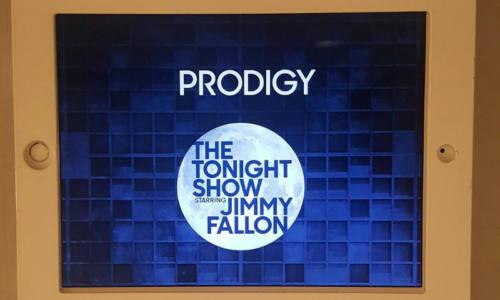 Prodigy из Mobb Deep на шоу Джимми Фэллона