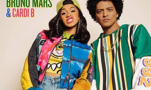Bruno Mars — «Finesse» (Remix) (Feat. Cardi B)