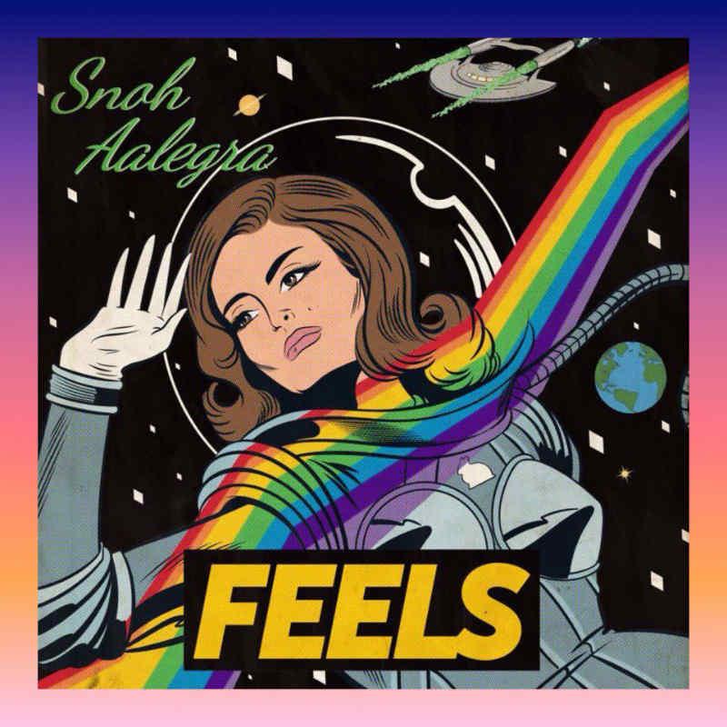 20. Snoh Aalegra – «FEELS»
