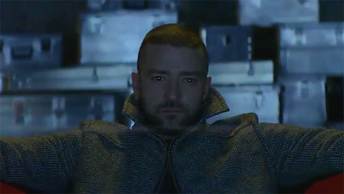 Justin Timberlake – «Supplies»