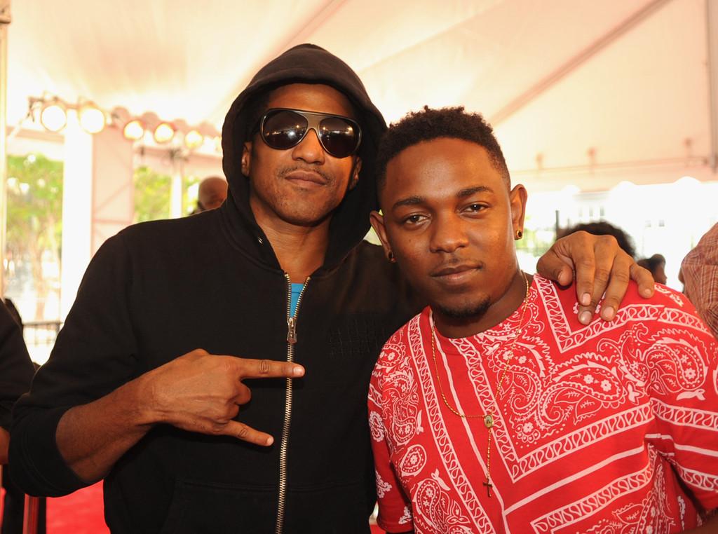 Q-Tip — «Want U 2 Want» (Feat. Kendrick Lamar)