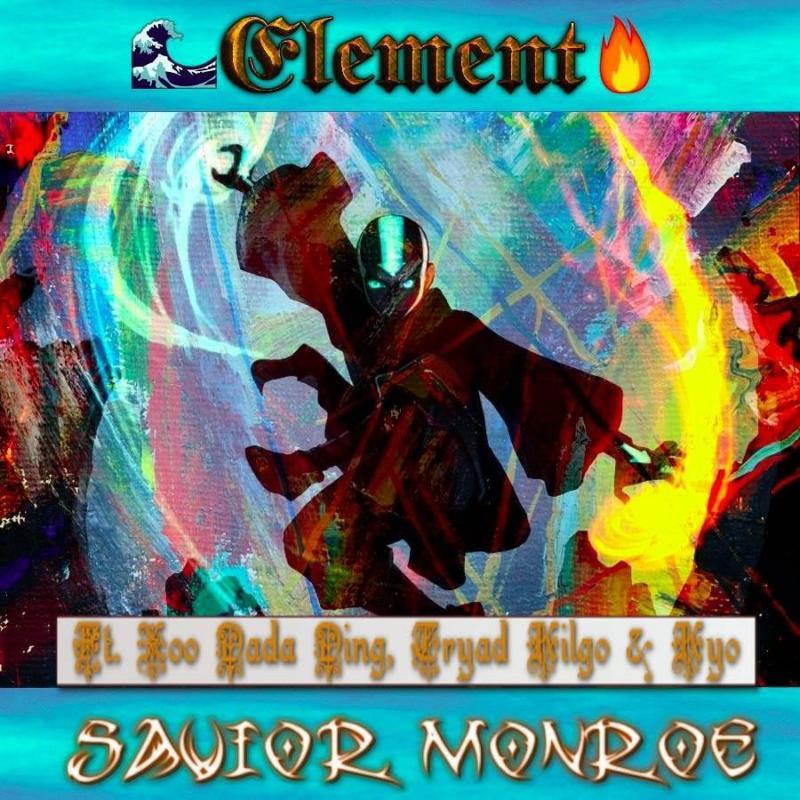 Savior Monroe «Element» (Kendrick Lamar Cover)